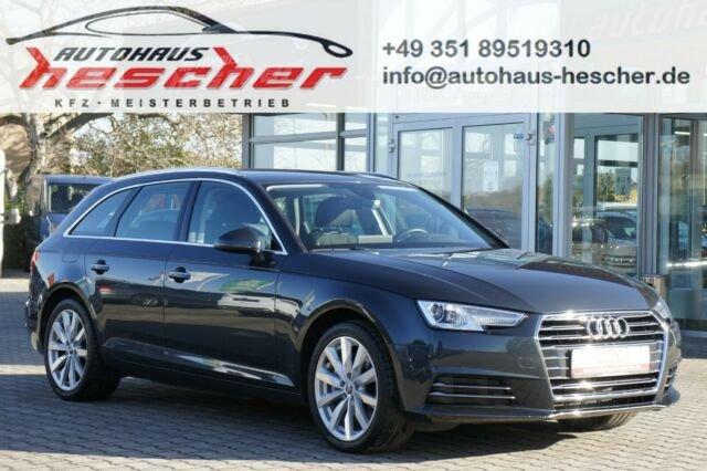 Audi A4 Avant 2,0 TDI S-tronic design*XENON*NAVI*AHK*, Jahr 2017, Diesel