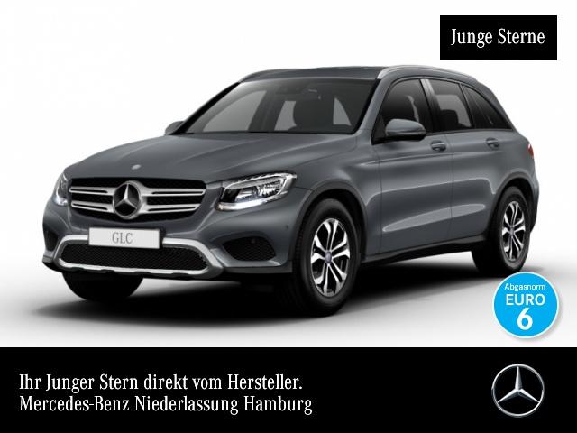 Mercedes-Benz GLC 250 d 4M COMAND PTS 9G Sitzh Sitzkomfort Temp, Jahr 2016, Diesel