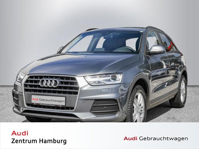 Audi Q3 1,4 TFSI COD ultra 6-Gang XENON NAVI SITZHEIZ, Jahr 2017, Benzin