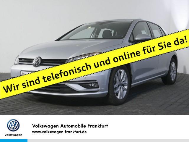 Volkswagen Golf VII 1.0 TSI Comfortline Anschlußgarantie Einparkhilfe Sitzheizung Leichtmetallfelgen Golf 1,0 CLBMT 85 TSI M6F, Jahr 2019, Benzin