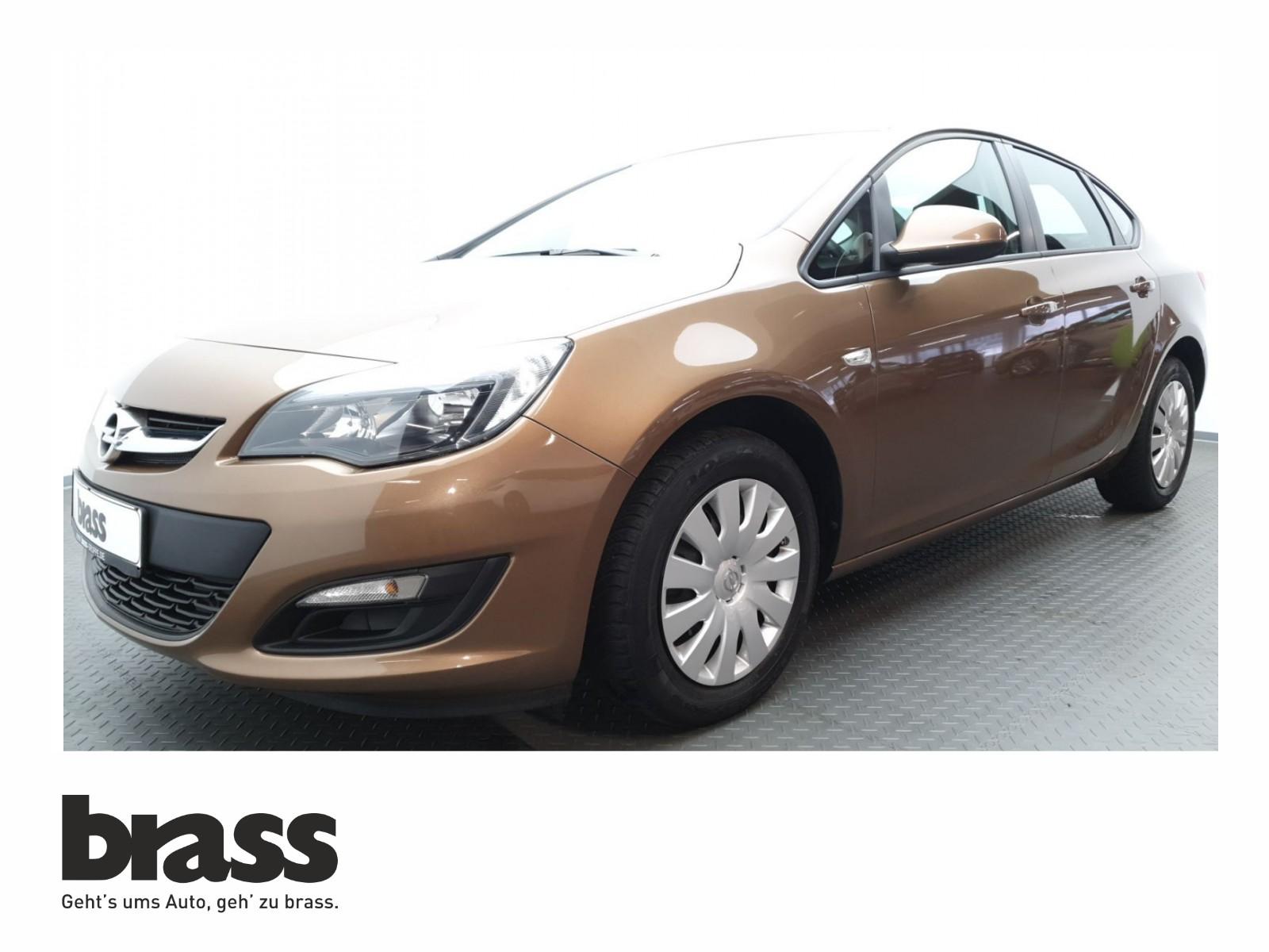 Opel Astra J Lim 1.6 Edition, Jahr 2014, Benzin