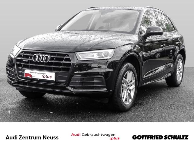 Audi Q5 sport 2.0 TDI quatt. PANO, VIC, DAB, SHZ, GRA Sport, Jahr 2019, Diesel