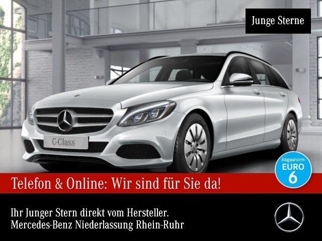 Mercedes-Benz C 220 d T COMAND ILS LED PTS 9G Sitzh Sitzkomfort, Jahr 2017, Diesel