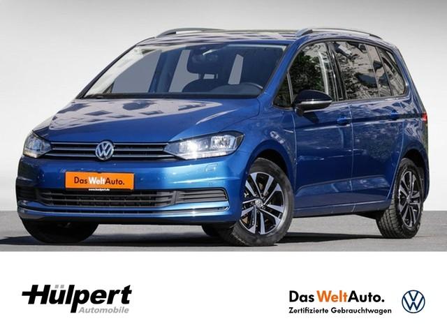 Volkswagen Touran 1.5 IQ.DRIVE NAVI ACC APP-CONN FRONT ASSIST, Jahr 2020, Benzin