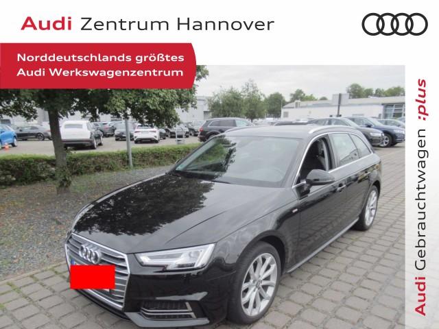 Audi A4 Avant 1.4 TFSI S line Sel., Leder, Navi, LED, Phone Box, Jahr 2018, Benzin