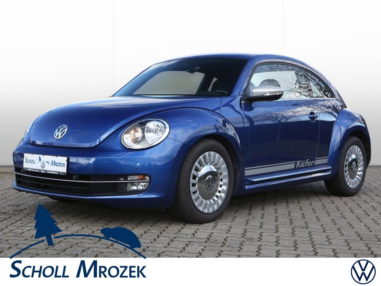 Volkswagen Beetle Design 1.2 Klimaautomatik, PDC, SH Klima, Jahr 2013, Benzin