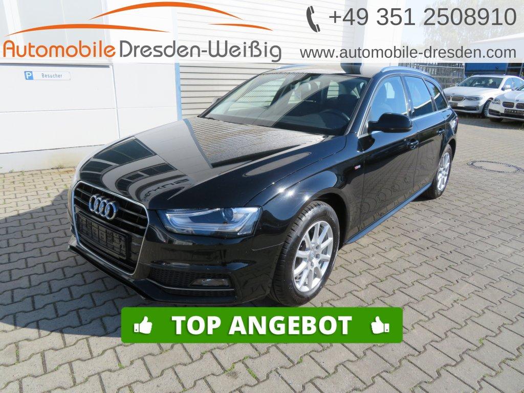 Audi A4 2.0 TDI Attraction S line*Navi*Lane Assist*, Jahr 2015, Diesel