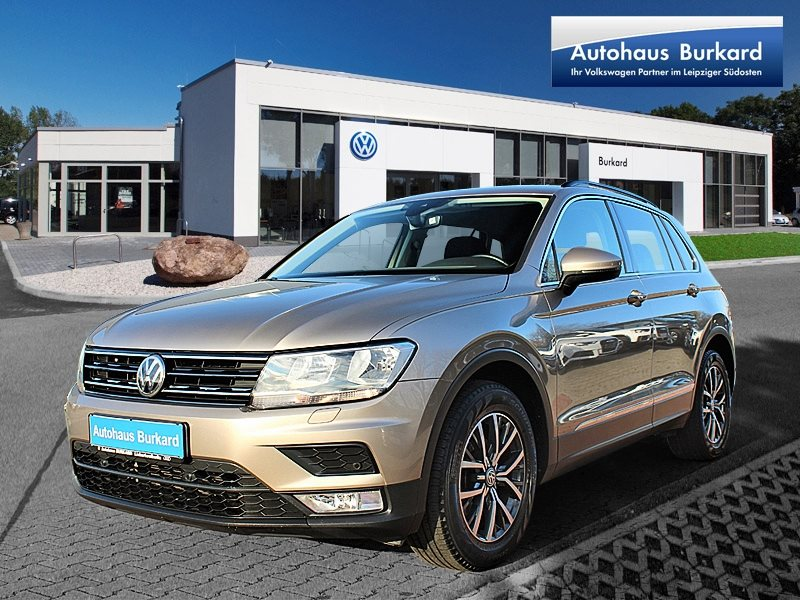 Volkswagen Tiguan Comfortline 1,4 TSI, AHZV, DAB+, ACC, 3 Zonen Klima, Jahr 2016, Benzin