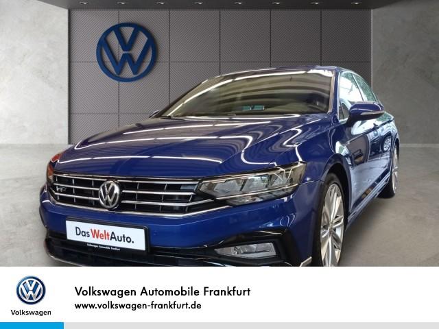 """Volkswagen Passat 2.0 TSI Business R-LINE DSG Alu19"""" Navi Leder LED, Jahr 2020, petrol"""