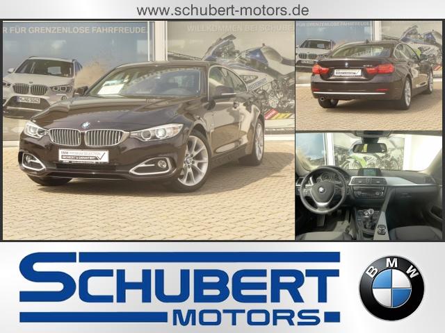 """BMW 418d Gran Coupé Navi DA Xenon HIFI RFK 18"""", Jahr 2014, diesel"""