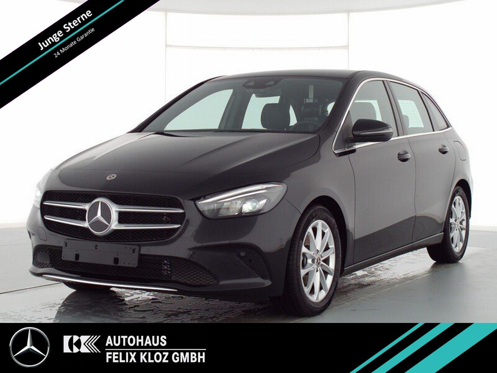 Mercedes-Benz B 180 Progressive*Kamera*LED*MBUX*7G-DCT*Sitzhzg, Jahr 2020, Benzin