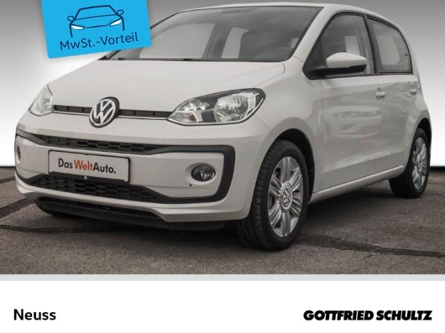 Volkswagen up! KLIMA+LM+6LAUTSPRECHER high, Jahr 2017, Benzin