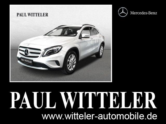 Mercedes-Benz GLA 200 Style Klimaanlage/Bi-Xenon/Park-P. R-CD, Jahr 2014, Benzin