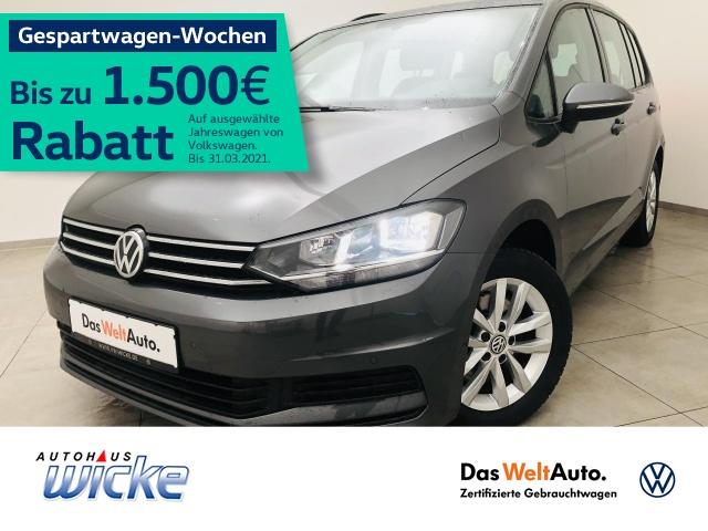 Volkswagen Touran 1.2 TSI Comfortline ACC PDC Klima AHK, Jahr 2016, Benzin