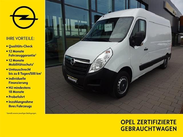 Opel Movano Kasten 2.3 CDTI L2H2 DPF 2WD VA ecoflex Start/Stop, Jahr 2016, Diesel