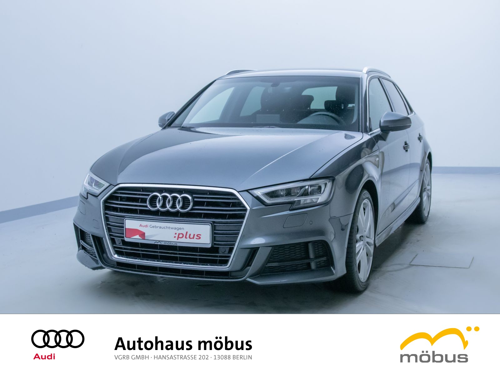 Audi A3 Sportback sport 1.0 TFSI S-TRO*SLINE*LED, Jahr 2019, Benzin