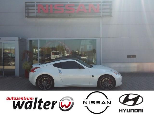 Nissan 370Z, 3,7 L, Navi, Bi-Xenon Scheinwerfer, Jahr 2017, Benzin
