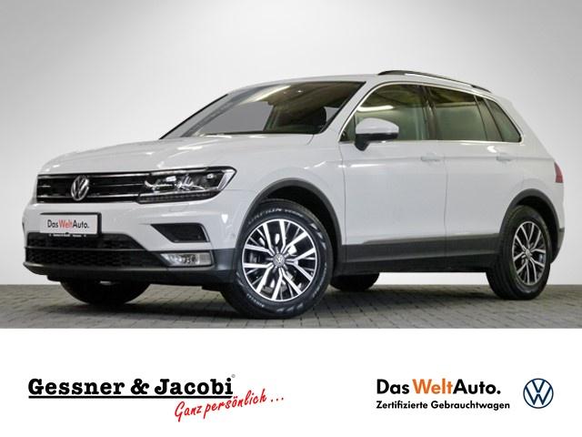 Volkswagen Tiguan 2.0 TDI BMT Comfortline Standheizung Navi, Jahr 2017, Diesel
