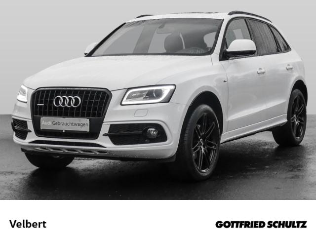 Audi Q5 2.0 TDI+PANO+NAVI+SHZ+PDC+S-LINE, Jahr 2016, Diesel