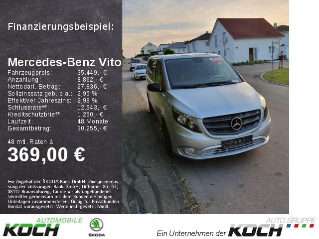 Mercedes-Benz Vito finanzieren