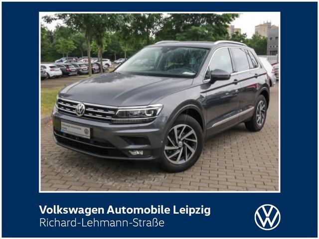 "Volkswagen Tiguan ""SOUND"" 1.4 TSI ACT DSG *AHK*Navi*LED*, Jahr 2018, petrol"