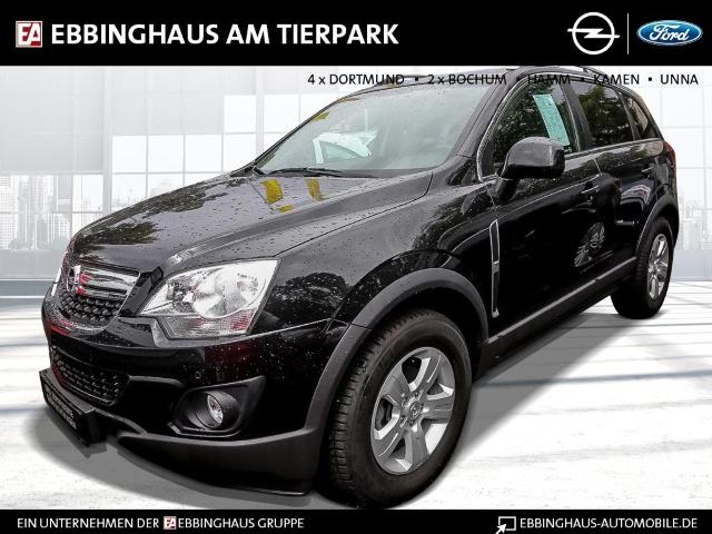 Opel Antara 2.4 Design Edition 4x2 Navi Klimaauto Einparkhilfe Sitzhzg Tempomat, Jahr 2015, Benzin