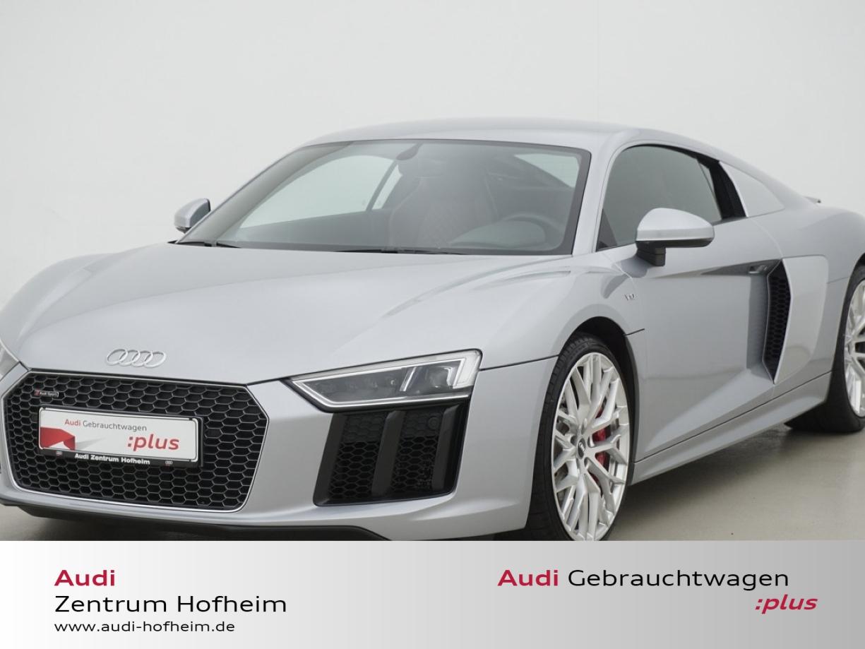 Audi R8 5.2 TFSI qu. S tro. 397kW*LED*Navi*Virtual*Me, Jahr 2018, Benzin