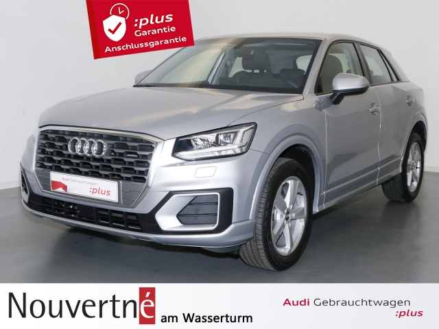 Audi Q2 30 TFSI sport Navi LED AHK, Jahr 2020, Benzin