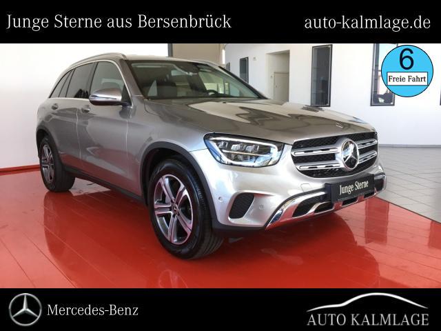 Mercedes-Benz GLC 200 4MATIC OFF-ROAD+Drive-Pilot+AHK+LED Navi, Jahr 2019, Benzin