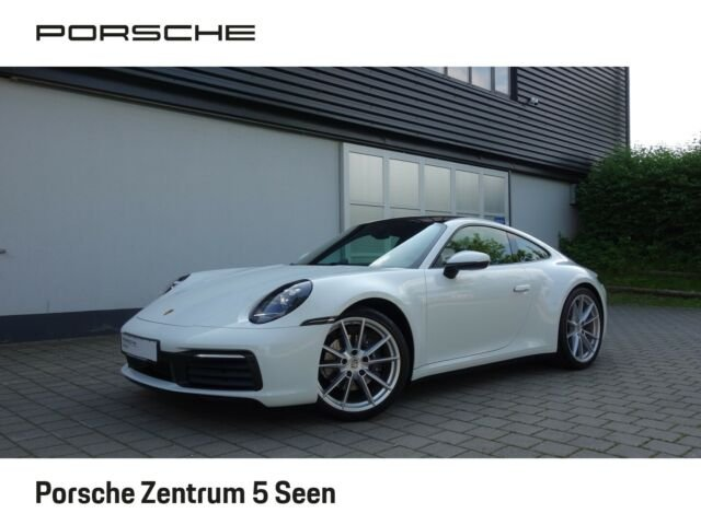 Porsche 992 Carrera, CHRONO, SPORTSITZE+, SITZHEIZUNG, Jahr 2020, Benzin