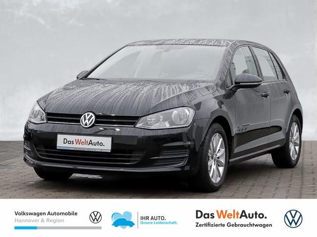 Volkswagen Golf VII 1.2 TSI Trendline Klima SHZ, Jahr 2016, Benzin