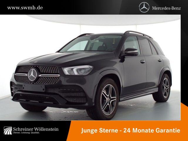 Mercedes-Benz GLE 300 d 4M AMG*NightP*AHK*360°*KeylesGO*LED*, Jahr 2020, Diesel
