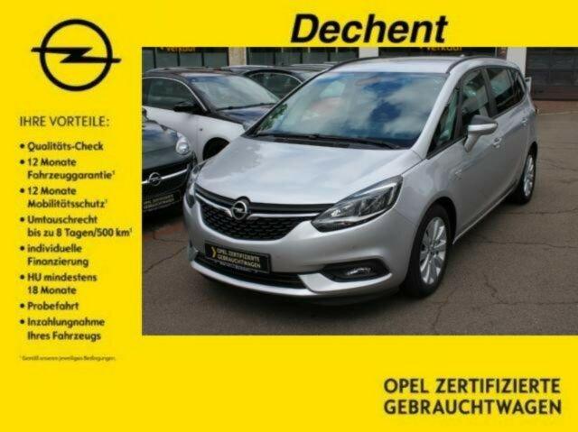 Opel Zafira Active 2.0CDTI Navi., Sitzhzg, LM,AHK, Jahr 2017, Diesel
