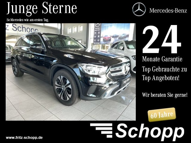 Mercedes-Benz GLC 400 d 4M HIGH END INFO PANO AHK LED HECKK EL, Jahr 2020, Diesel