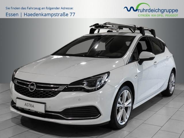 Opel Astra K Ultimate 1.4 AT+Navi+OPC+LED-Licht, Jahr 2019, Benzin