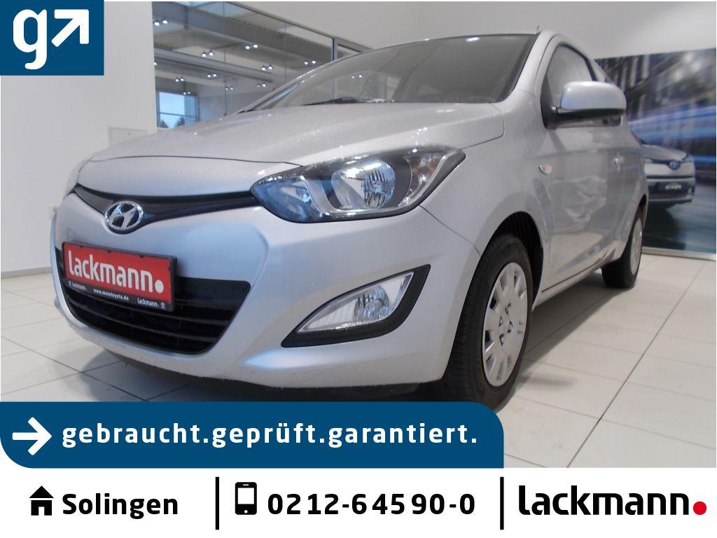 Hyundai i20 1.2 5-Star-Edition *Klima*, Jahr 2012, Benzin