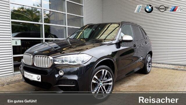 "BMW X5 M50d A NaviPro,adLED,HUD,DAB,20"",Sitzbelü,GSD, Jahr 2017, Diesel"