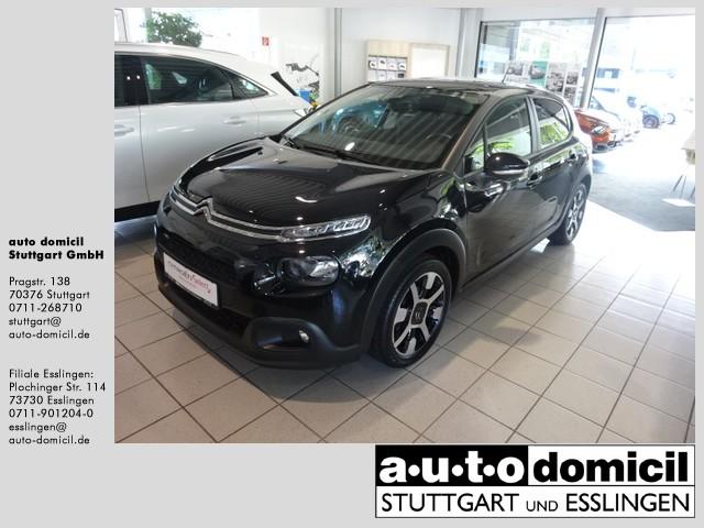 Citroën C3 Feel 1.2 PureTech 82 Klima, SHZ, EPH, Komfort, Style, Jahr 2017, Benzin