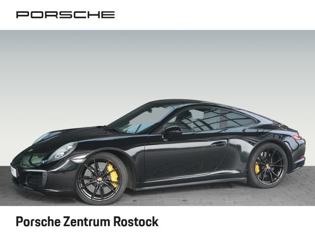 Porsche 911 Carrera 4S PDCC PCCB Hinterachslenkung, Jahr 2016, Benzin