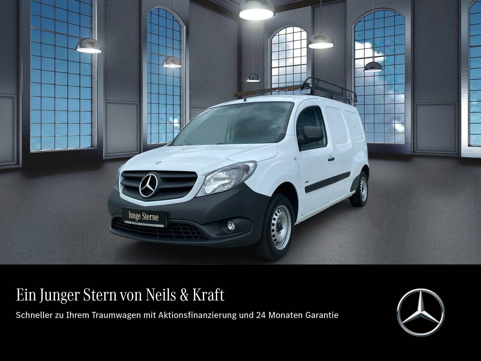 Mercedes-Benz Citan 111 CDI Kasten Extralang +RADIO+KLIMA+PDC+, Jahr 2016, Diesel