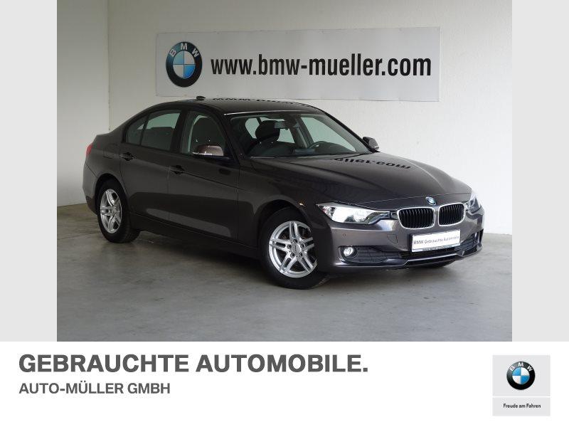 BMW 316i A Lim. Navi USB Klimaaut. Sitzheiz., Jahr 2013, Benzin