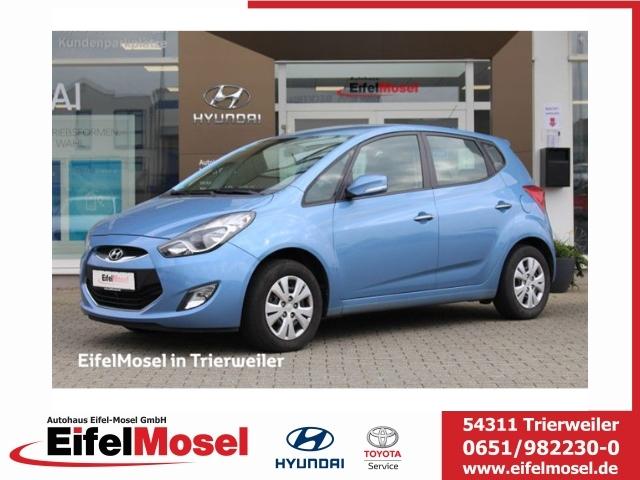 Hyundai ix20 1.4**Classic**Scheckheft Klima Sitzh., Jahr 2012, Benzin