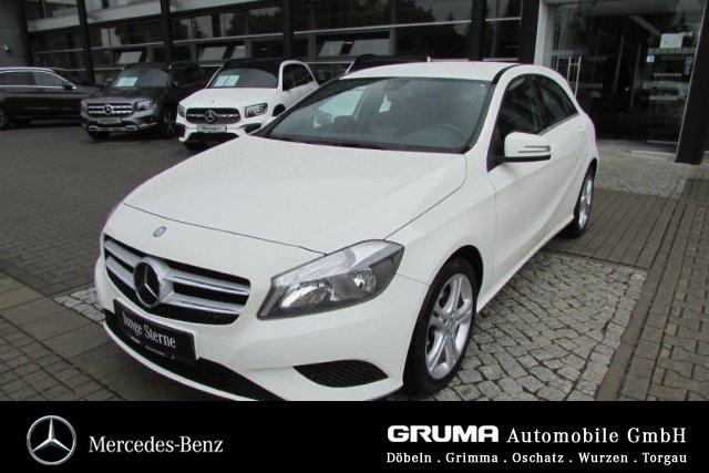 Mercedes-Benz A 180 Urban KAMERA+SITZKOMFORT+LICHT&SICHT Klima, Jahr 2013, Benzin