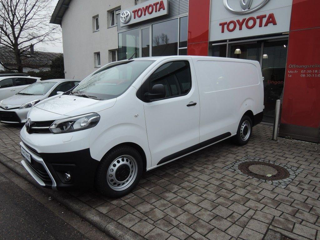 Toyota Proace Kastenwagen L2 *MEISTER*, Jahr 2019, Diesel