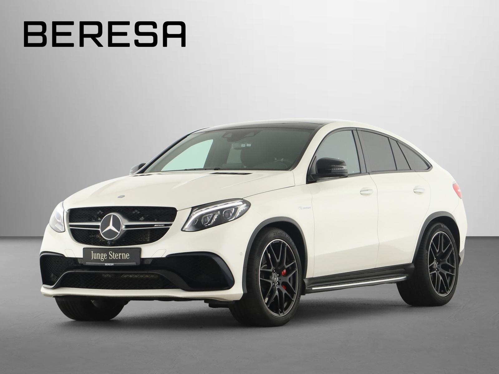 Mercedes-Benz GLE 63 AMG S 4M Coupé TV Carbon B&O Pano. 360°, Jahr 2016, Benzin