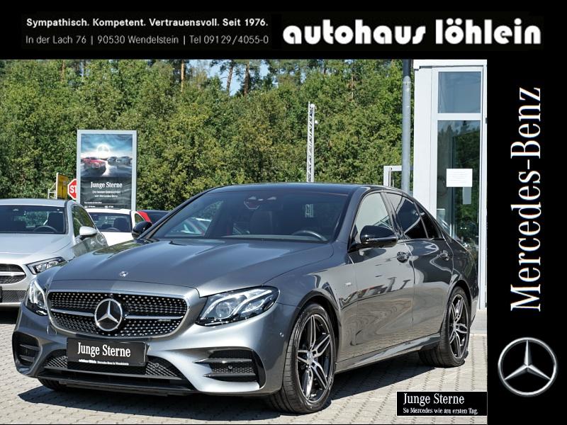 Mercedes-Benz AMG E 53 4MATIC+ BURMESTER+WIDESCREEN+360°KAMERA, Jahr 2018, Benzin