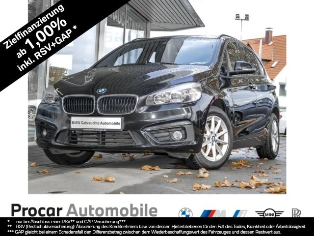 BMW 218 Active Tourer Advantage Panorama Klimaaut., Jahr 2015, Benzin