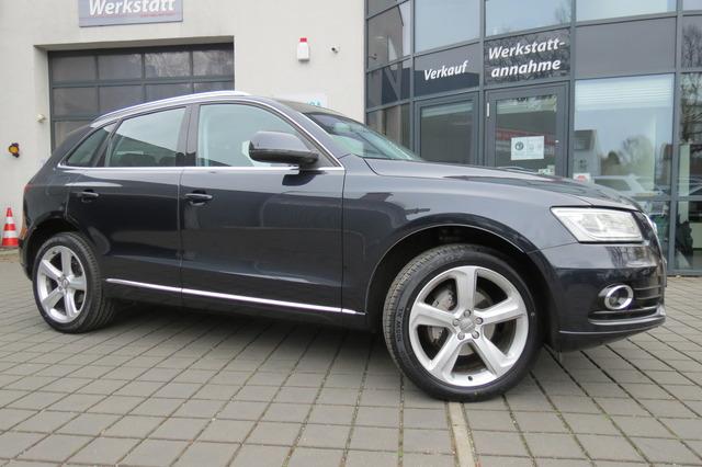 Audi Q5 2.0 TFSI quattro Exclusive Pano/Xenon/Sth/1HD, Jahr 2013, Benzin