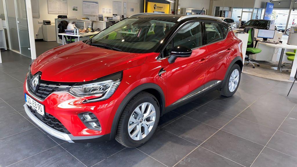 Renault Captur INTENS TCe 90 PS, Jahr 2021, Benzin