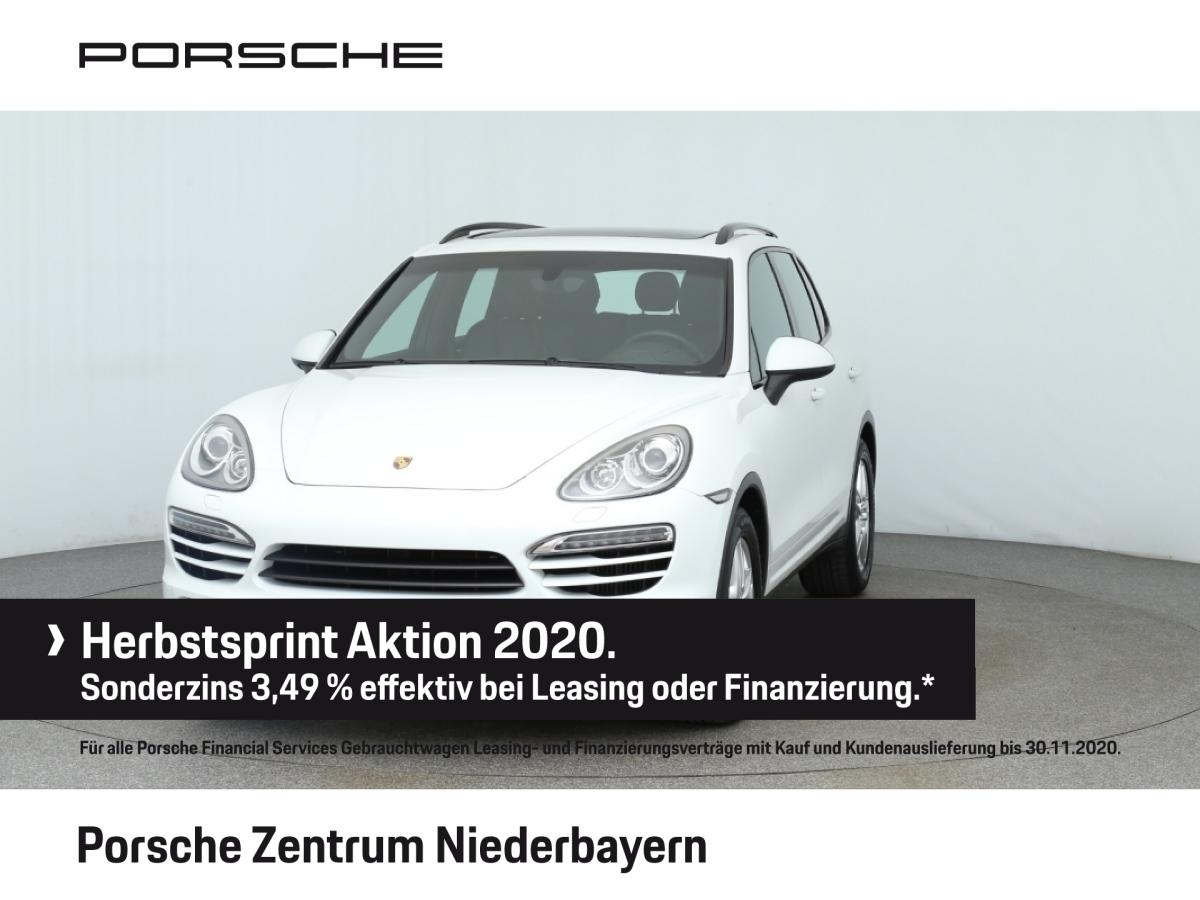Porsche Cayenne Diesel   Standheizung  , Jahr 2013, Diesel